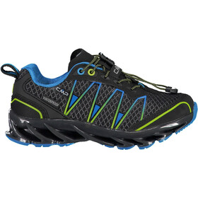 CMP Campagnolo Altak WP 2.0 Trail Shoes Kids nero/river/cedro